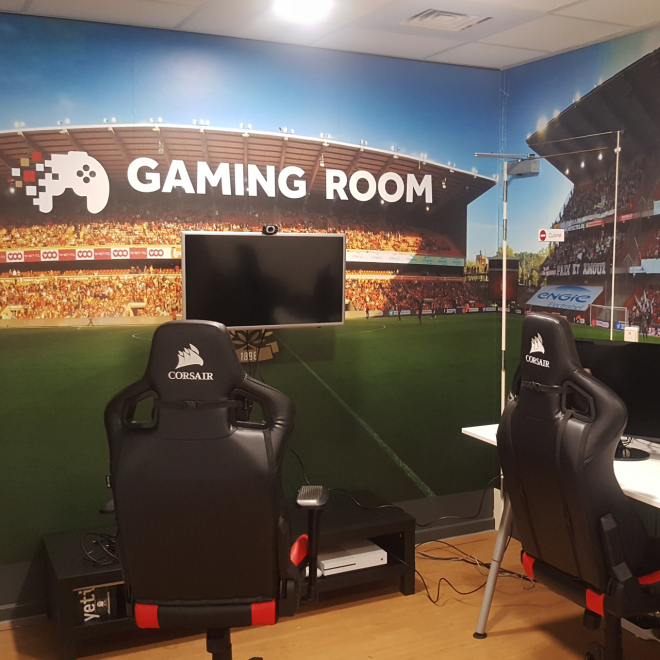 A5 - gaming room